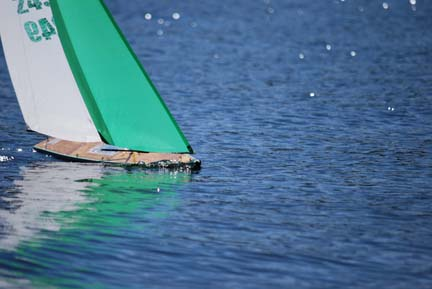 rc model sailboat 46