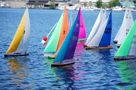 rc model sailboat 48