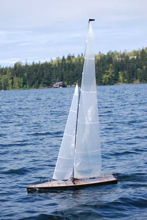 rc model sailboat 8